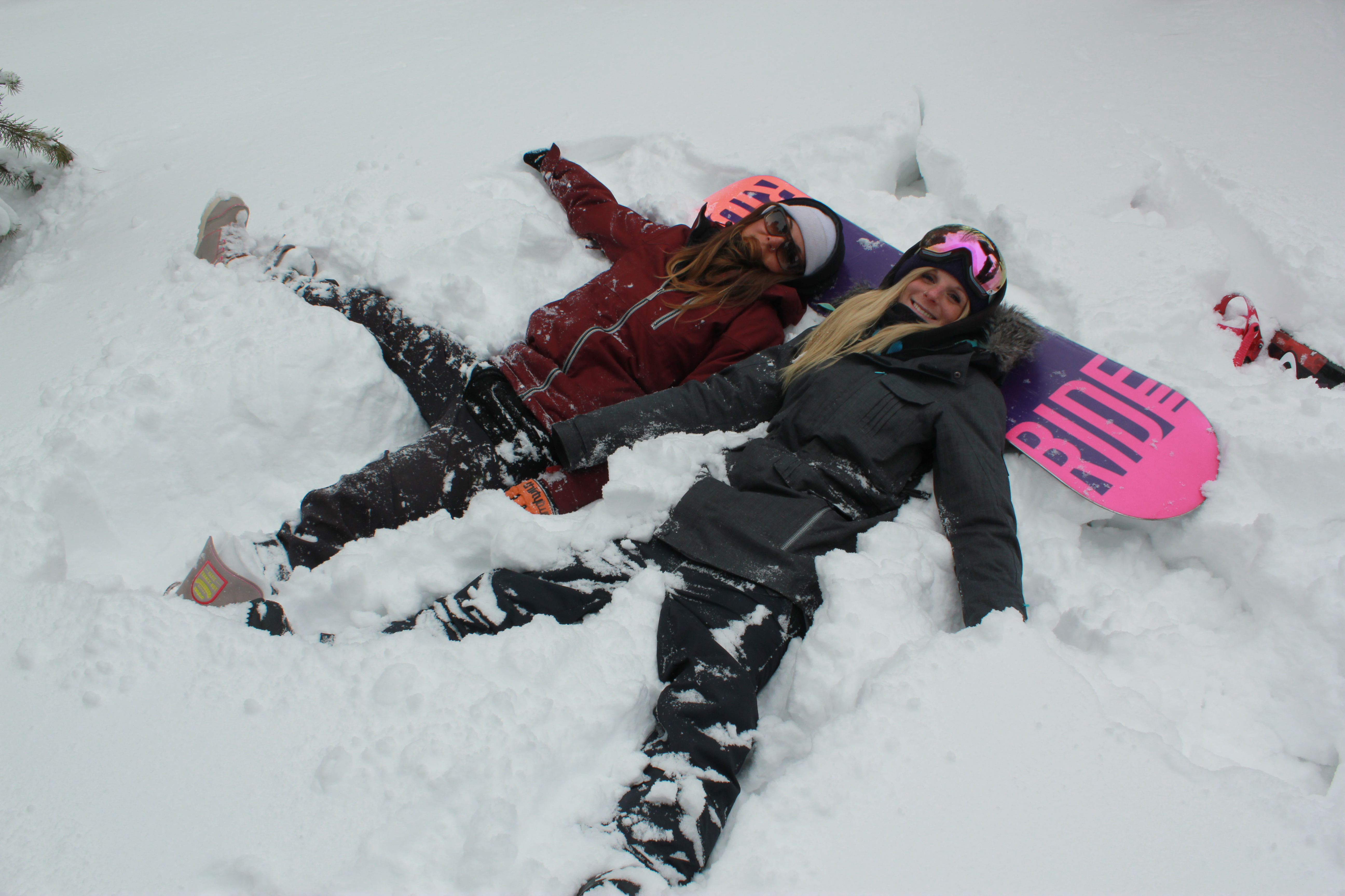 How To Warm Up And Warm Down For Snowboarding