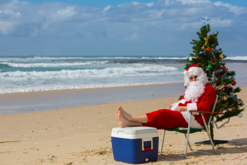 Christmas In Australia Santa.Why You Should Ask Santa For A Surfboard This Christmas