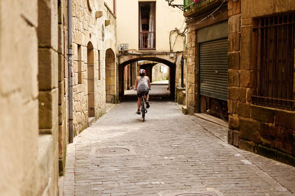 The Bordeaux to Bilbao Cycle Surfari - The Ticket to Ride Journal