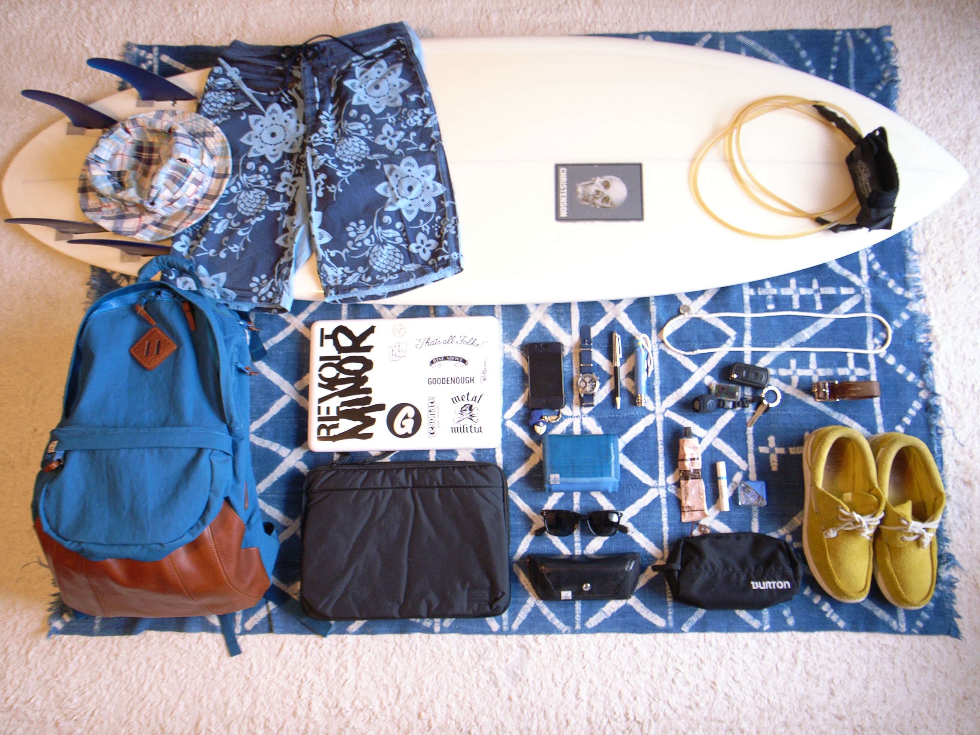 What do i pack on a Costa Rican Surf Trip? - The Ticket to Ride Journal